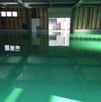 和泉市 W様 工場 塗り床