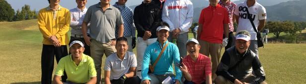 球心会2015 第2回ゴルフコンペ